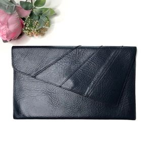 Manfield Joanne Envelope Clutch Made in Britain